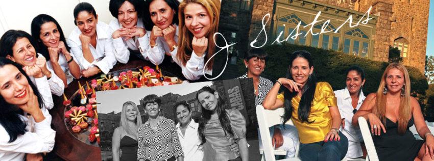 Сестры-основатели компании J Sisters International